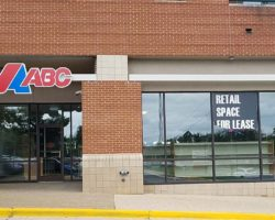 ABC store with sign up before the store opened