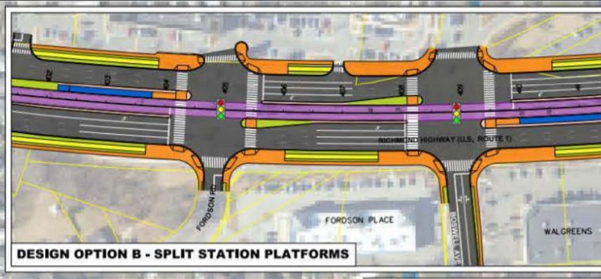 Rendering of who intersection will look